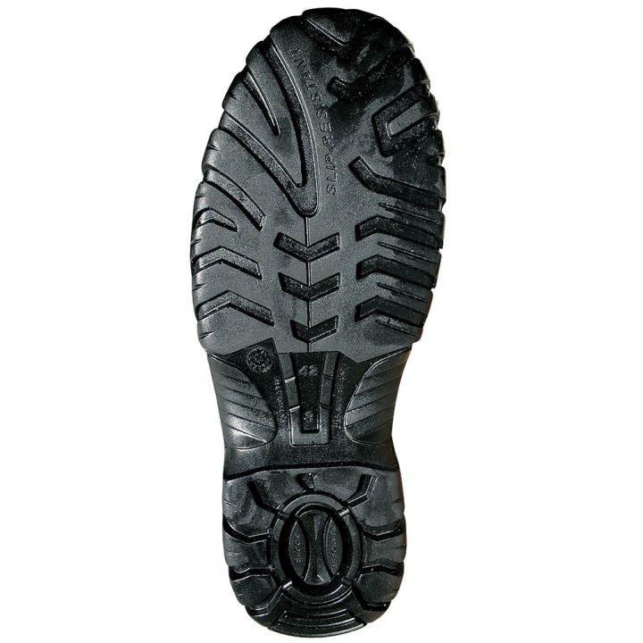 45e01a59b860df Chaussure de sécurité à col matelassé BLUEFOX HAUT
