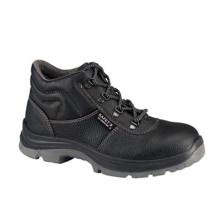 ed7d32adee2377 Chaussure de sécurité en cuir grainé SMARTFOX HAUT