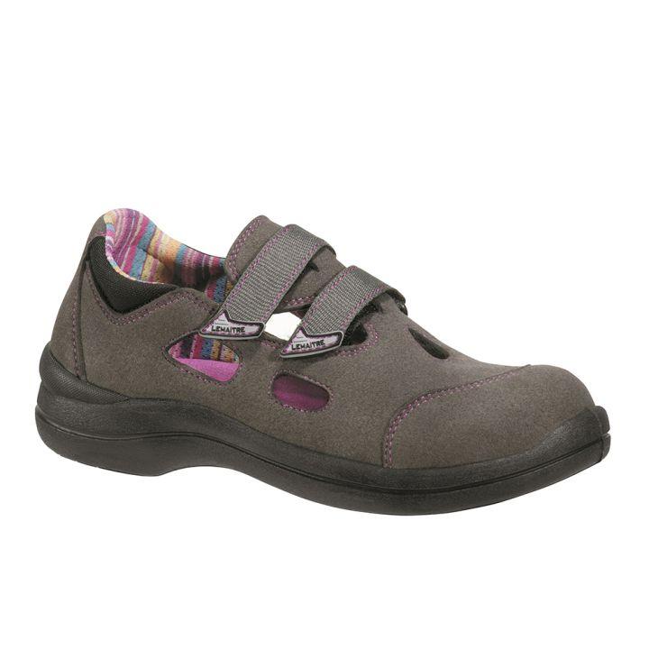 acheter populaire bba70 25a3a Sandale de sécurité femme SPIRIT S1P