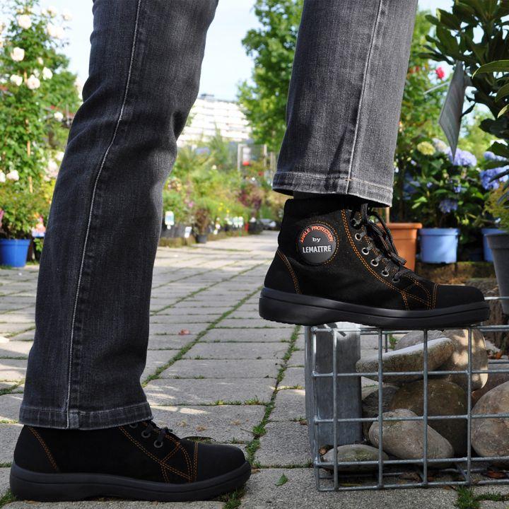 Lemaitre Chaussure de s/écurit/é Montante S3 Vitamen SRC
