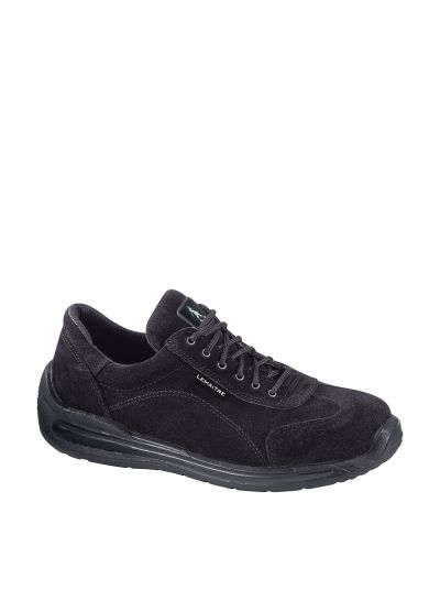 Confortable suede safety footwear VIPER S3
