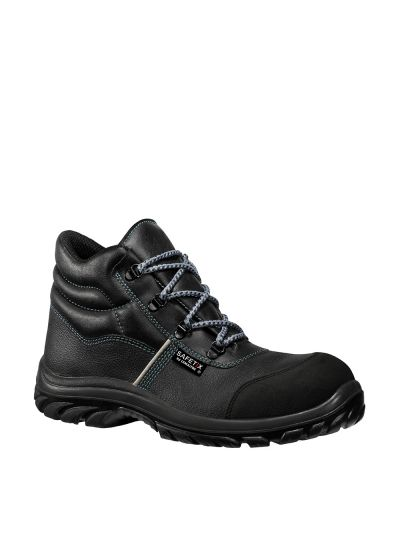 Abrasion resistant safety shoe BLUEFOX CAP S3