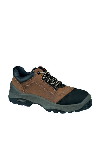 Allroad safety shoe in pull-up leather BREVA S3 CI