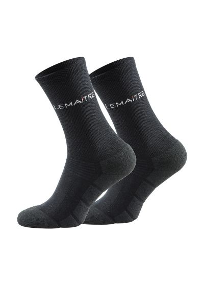 BREATHABLE SPORTS-STYLE CREW SOCKS LEMAL