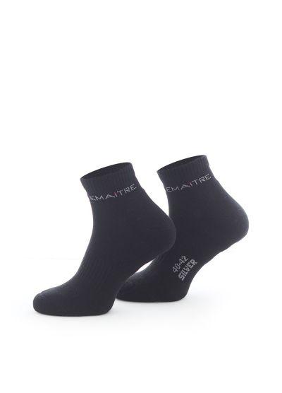 LIN BLACK socquette performante et confortable
