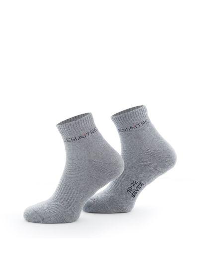 LIN GREY socquette performante et confortable