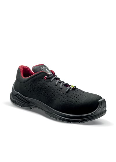 Lightweight safety footwear ROY S1 S1P ESD