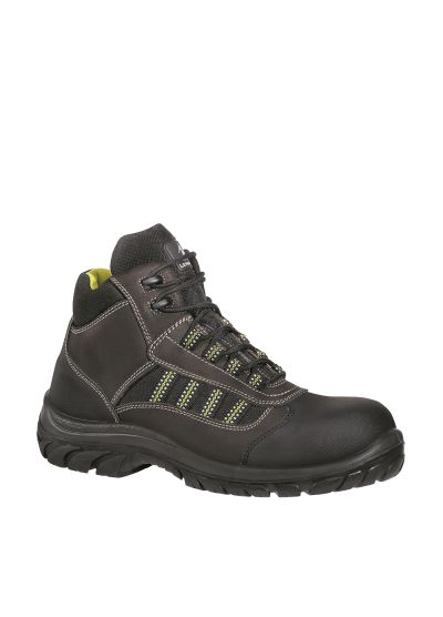 Versatile trendy safety shoe DANUBE S3