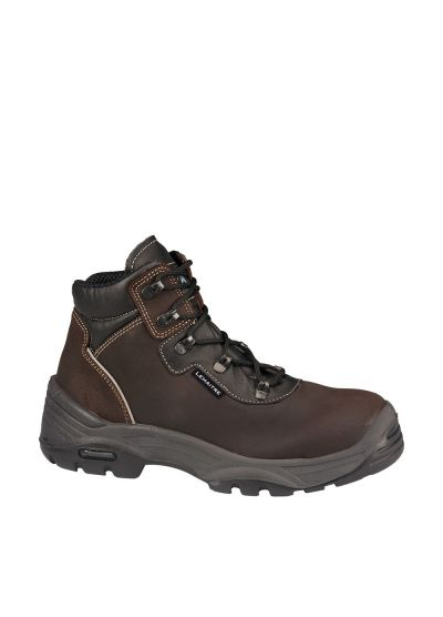Chaussure de sécurité BTP en cuir gras DIABLO S3 CI
