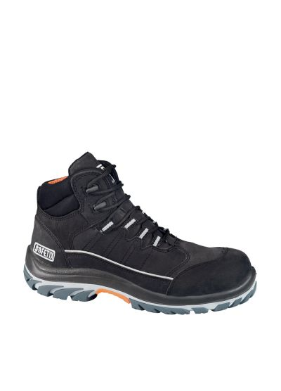 Reflective safety shoe DUNDEE S3