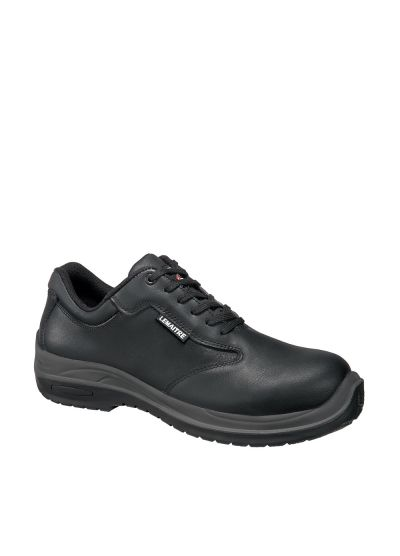 Waterproof safety shoe tongue with gusset EAGLE S3 CI