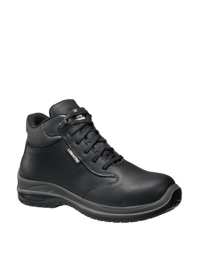 Waterproof safety shoe tongue with gusset EPSYLON S3 CI