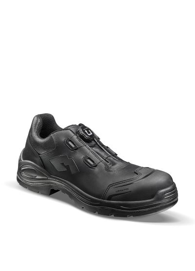 FINN S3 SRC low safety shoe with U-turn lacing system