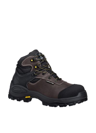 Construction safety shoe with anti-piercing Duo Protection solution TIGER BTP S3 CI HI HRO