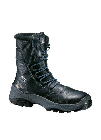 Heavy duty boot with leather collar ICEBERG S3 CI