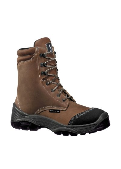 Heavy duty safety boot with anti-piercing solution Duo Protection JORAN S3 CI