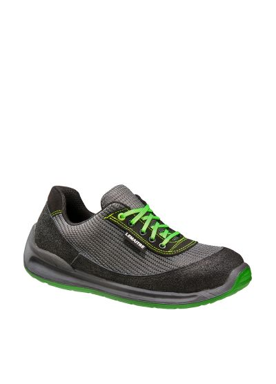 Breathable safety shoe textile / leather KIWI S1