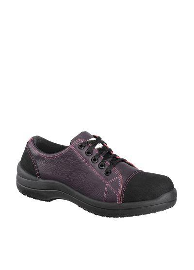 LIBERTY LOW PRUNE S3 SRC ladies safety shoe