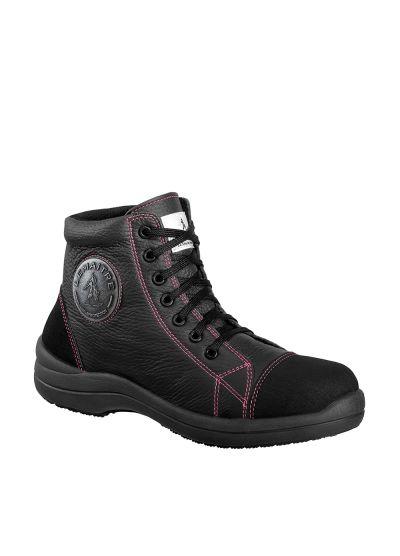 LIBERTY HIGH NOIR S3 SRC ladies safety shoe