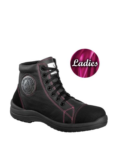 Ladies safety shoe LIBERTY HIGH S3 CI
