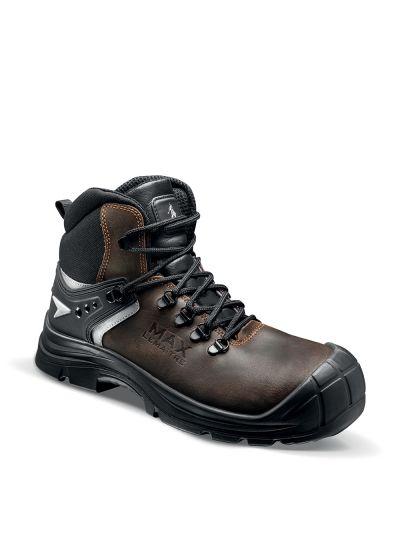 MAX UK BROWN 2.0 S3 SRC chaussure de sécurité robuste