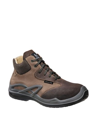 Water-repellent polyvalent safety shoe MEGEVE S3 CI
