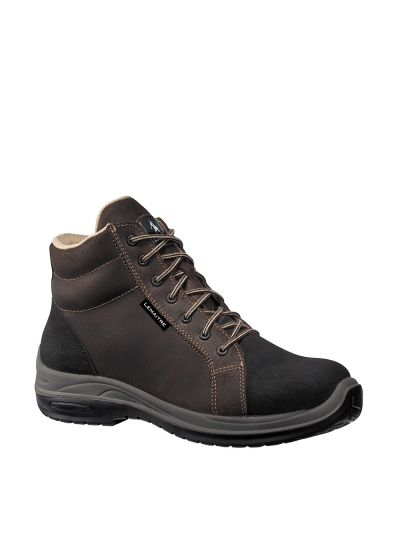 Wear-resistant safety shoe MILAN S3 CI