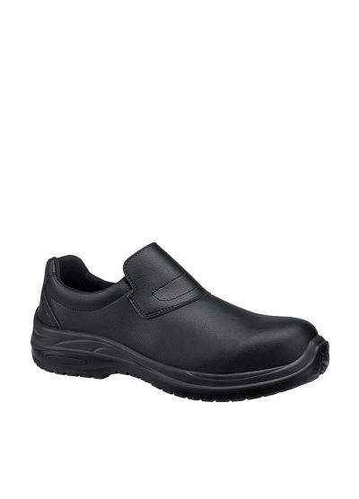 Safety shoe for food industry & labs BLACKMAX GRIP LOW HOMME S2 CI