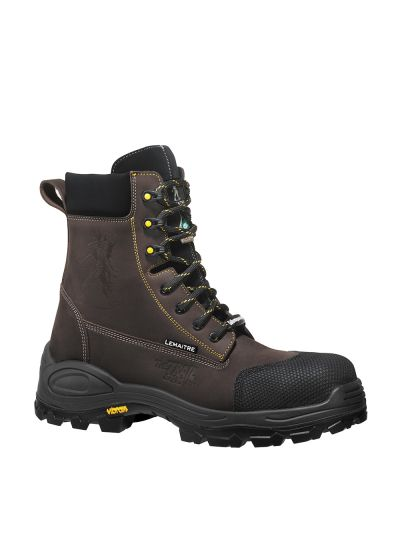 Water resistant safety boots with imper-breathing lining SIERRA SBP