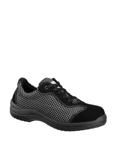 RESEDA S1P WOMAN'S BREATHABLE SAFETY SHOE