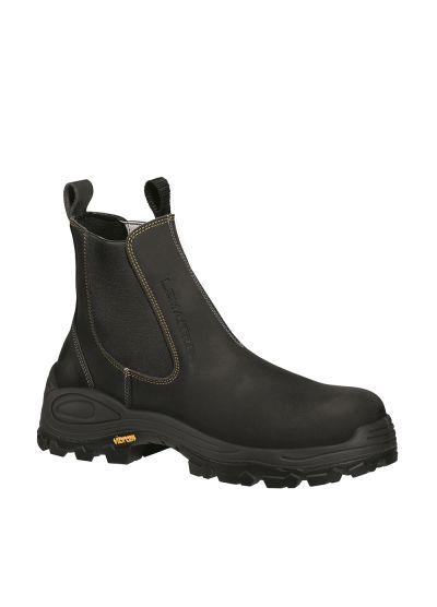 Safety chelsea boot with Vibram outsole RIDERBOOT SBP
