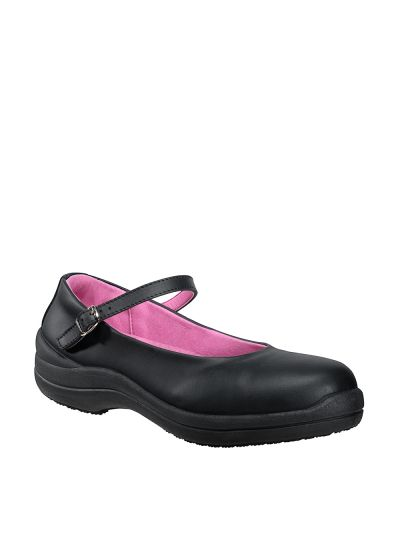 Safety ballerina with strap ROSA S3 CI