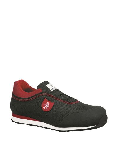 Black and red safety trainer RYAN S3