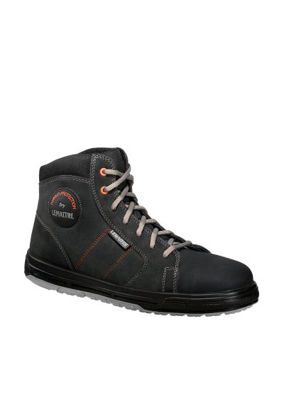 Safety sneaker with ankleprotection SAXO S3