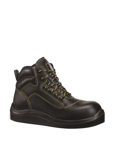 Safety shoe for asphalt paving SIROCCO ROAD SBP WRU HRO HI