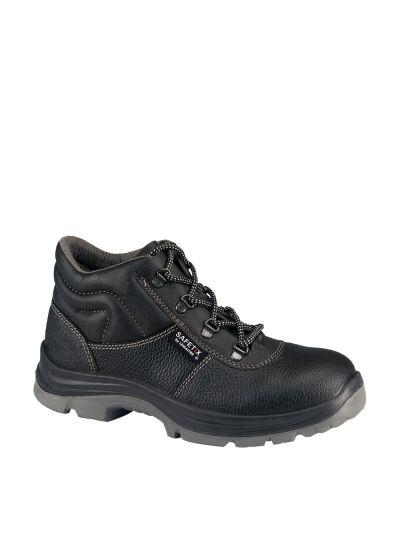 Chaussure de sécurité en cuir grainé SMARTFOX HAUT