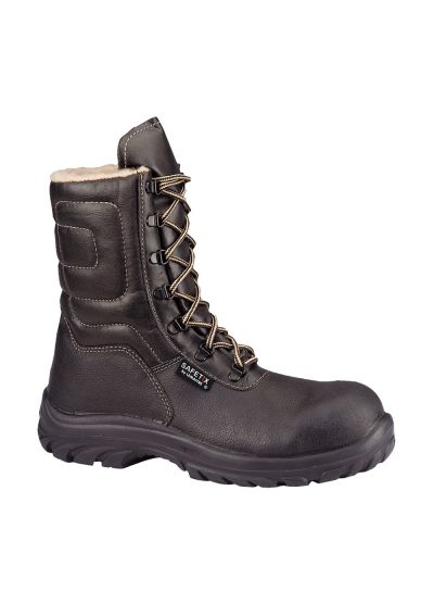 Lined safety rigger boot SNOWFOX S3
