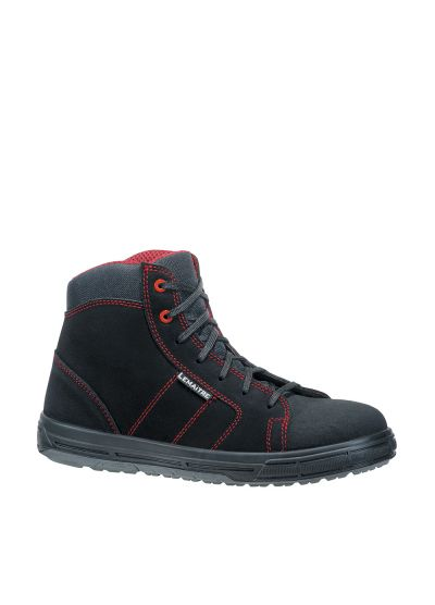Sneaker haut de sécurité avec bout anti-abrasion SOLAR S3