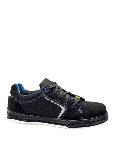 REFLECTIVE LOW SAFETY SNEAKER SPACE BLUE S3 ESD