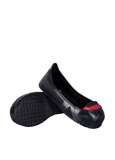 Anti-slip overshoes with safety toecap TOTAL PROTECT