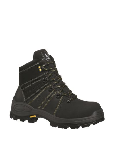 Hiker-inspired safety shoe Vibram TREK NOIR S3