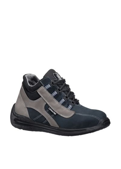 High safety shoe water-repellent leather TREKKER S3 CI
