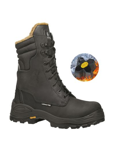 Winter boot with Vibram FIRE&ICE sole TUNDRA SBP