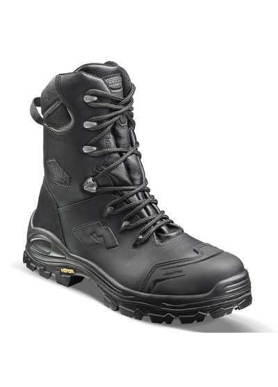 TYR S3 SRC safety boots with inner zip