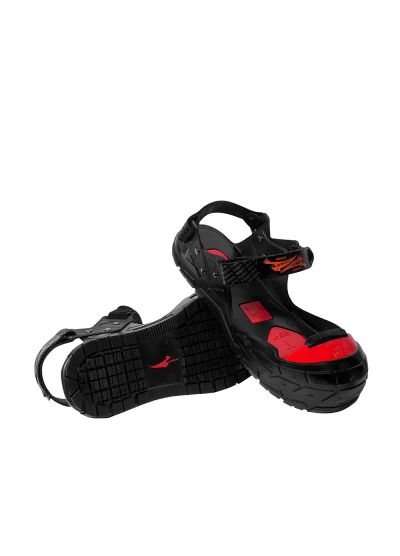ANTI-SLIP OVERSHOES WITH ANTI-PERFORATION INSERT AND SAFETY TOECAP VISITOR INTEGRAL