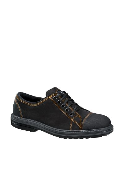 Leather safety sneaker VITAMEN LOW S3