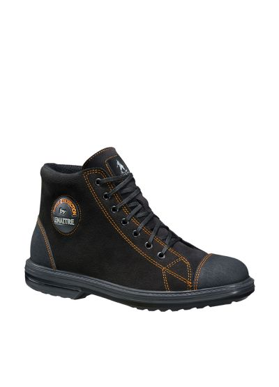 Leather safety sneaker VITAMEN HIGH S3