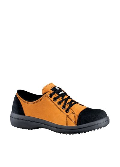 WOMEN'S SAFETY SHOE VITAMINE LOW ORANGE