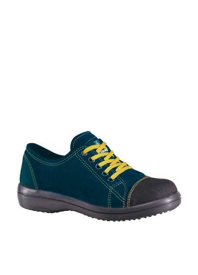 VITAMINE LOW BLEU NAVY S2 SRC women's safety shoe