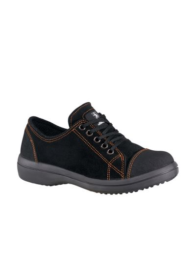 VITAMINE LOW NOIR S3 SRC women's safety shoe
